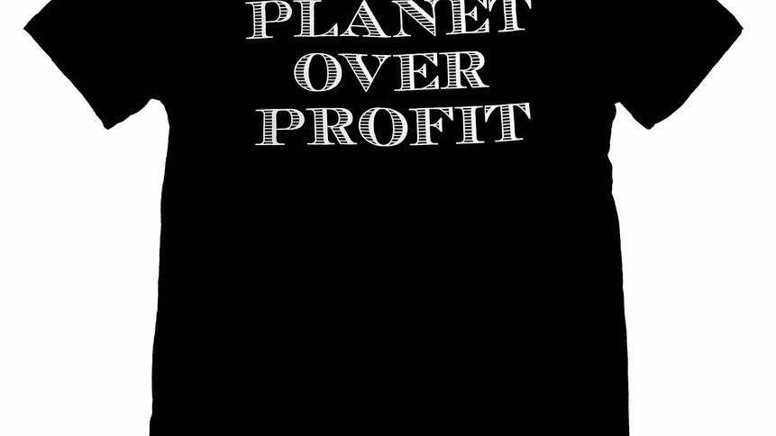 Original Unisex Planet Over Profit TEE