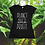 Thumbnail: Fitted P.O.P. Charcoal Tee
