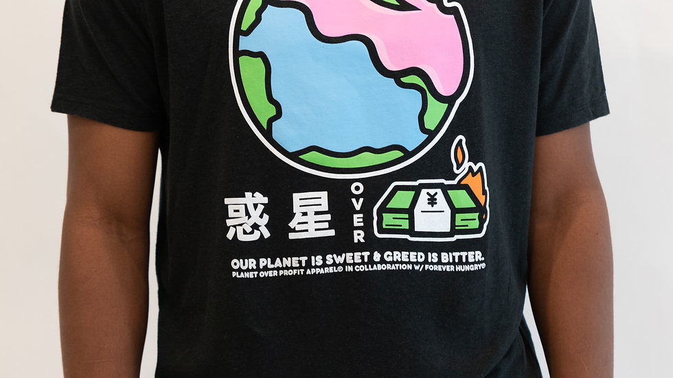 P.O.P. X FH Sweet Planet