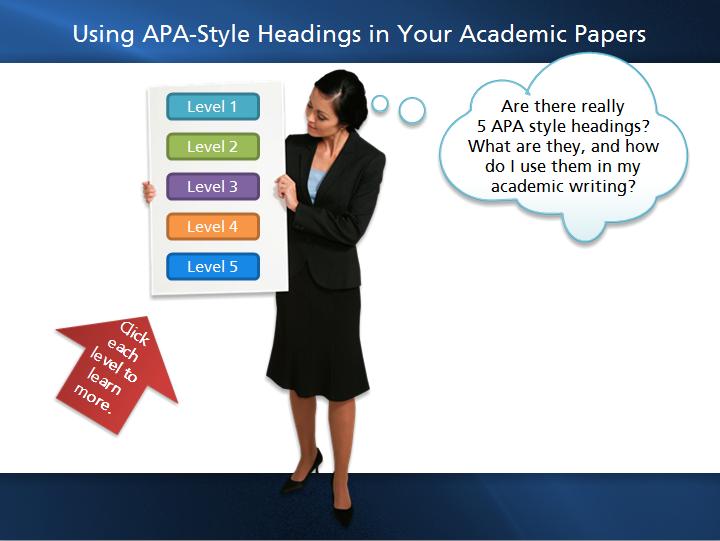 APA-Style Headings