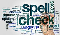 spell check image