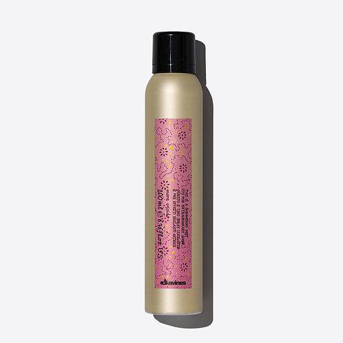Davines shimmering mist hairspray