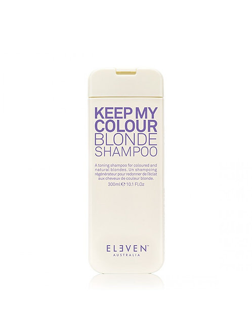 Keep my colour blonde shampoo