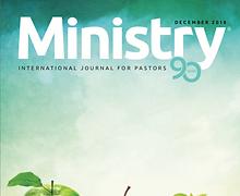 Ministry Magazine Dec. 2018 cover (artic
