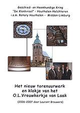 Boekomslag Torenuurwerk Laak Houthalen