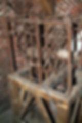 Nieuwe klok en nieuw torenuurwerk voor het oude kerkje van Laak