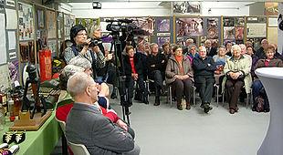 """60.000ste bezoeker in museum """"Ons Mijnverleden"""""""