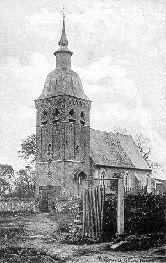 Oude kerkje van Laak-Houthalen