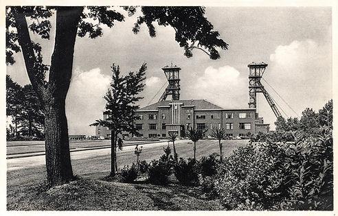 Houthalen Mijngebouw 1956