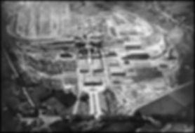 Luchtfoto kolenmijn van Houthalen