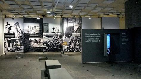 Belevingscentrum WOII aan de brug van Vroenhoven