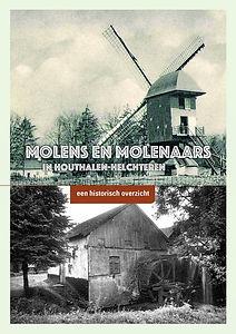 Cover brochure Molens en molenaars van de Heemkring De Klonkviool