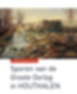 Boekomslag Sporen van de Groote Oorlog in Houthalen