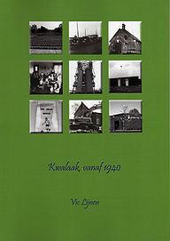 """Boek """"Kwalaak vanaf 1940"""""""