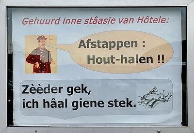 Dialectbord 2019 Heemkring