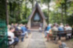 Lourdeskapel Meulenberg Houthalen-Helchteren Erfgoeddag 2018 © M-L Vangeel