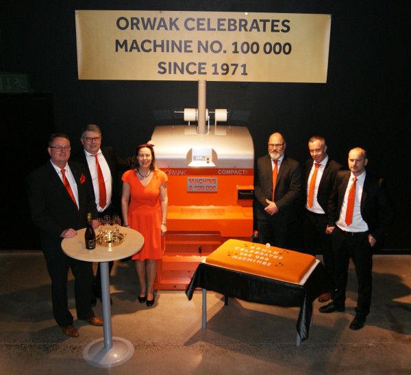 Orwak-celebrates-100-000-machines_image1