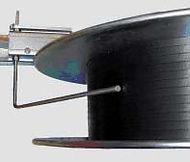 全自動打帶機的帶盤系統