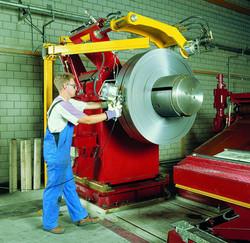 鐵扣式氣動鋼帶打包機CR 26