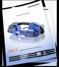 ORGAPACK 電池手持打包機產品型錄