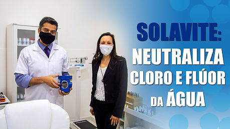 aguavidamais neutraliza cloro e fluor da