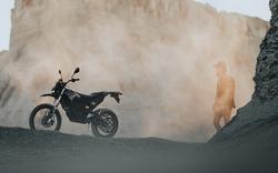 Zero E Moto Trail Ride.