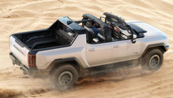 Hummer SUV Experience