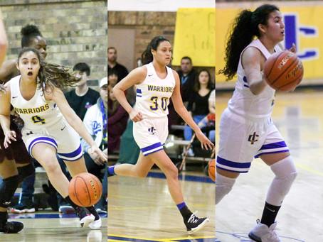 2020-21 Varsity Girl's Basketball Roster