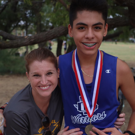 Warriors Travel to DFW for TCAF Invitational; Quintana Takes First