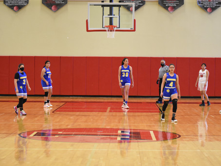 Lady Warriors Drops Game Against Tornillo