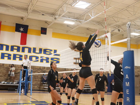 Lady Warriors Move on to Championship of ICS Volleyball Invitational