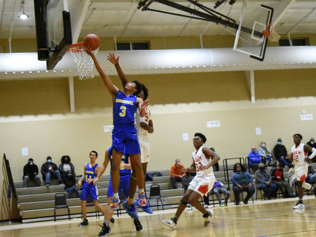 Warriors Lose Game 1 to Newman Cedar Hill