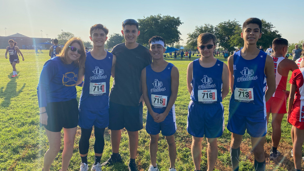 Warriors Run in Cathedral/Loretto Cross Country Meet