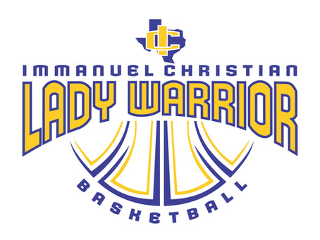 New Girl's Basketball Logo