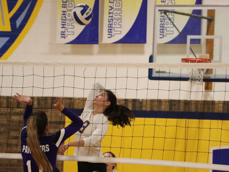 Lady Warriors Bounce Back Against EPCHS