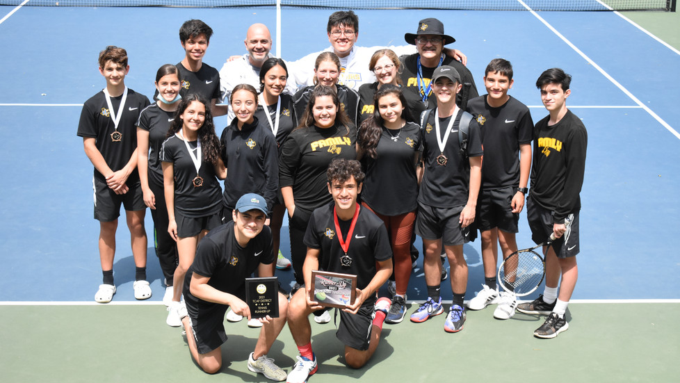 Warriors Are 2021 TCAF State Tennis Runner-Ups