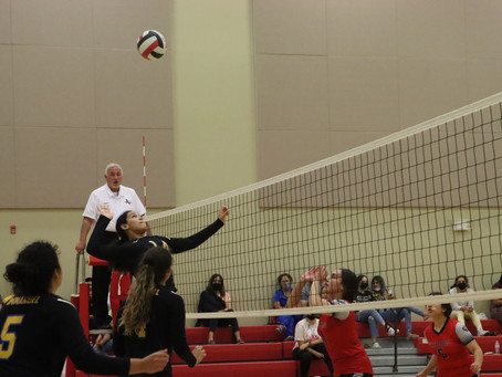 Lady Warriors Face Tornillo for 3rd Time, Come Out Victorious