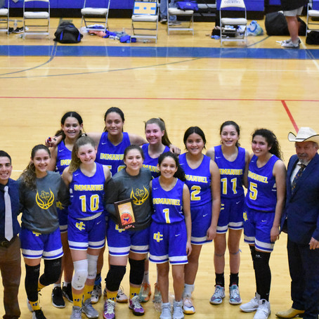 Lady Warriors Finish the Season with a Win, Claim 3rd Place in State Tournament