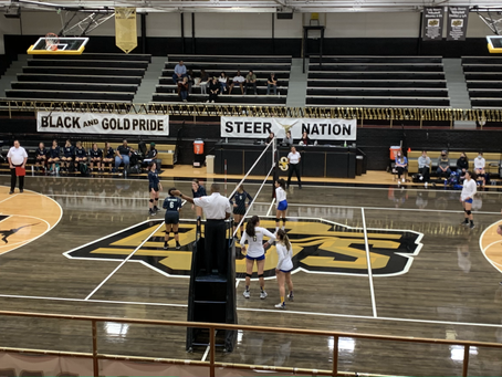 Varsity Volleyball Falls to CLPS in Semis; Will Face Nazarene in 3rd Place Game