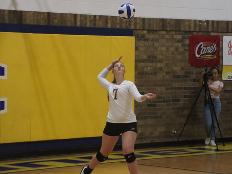 Lady Warriors Improve to 12-3 with Win Over LPI
