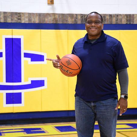 Immanuel Welcomes New Varsity Girls Basketball Coach, Steve Howard