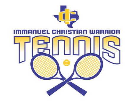 New Tennis Logo