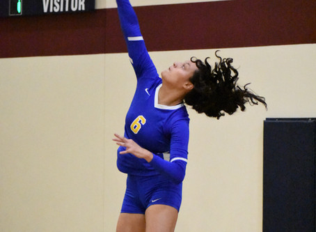 Warriors Fall to Blacksmiths in 3 Sets