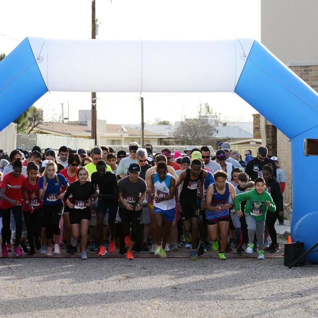 DFM 5K and 1 Mile Fun Walk