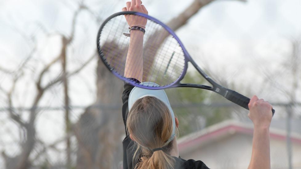 ICS Tennis Finishes Regular Season on a High Note