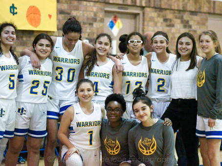 Varsity Girl's Basketball Schedule Announced; New Additions Include Fabens and Anthony
