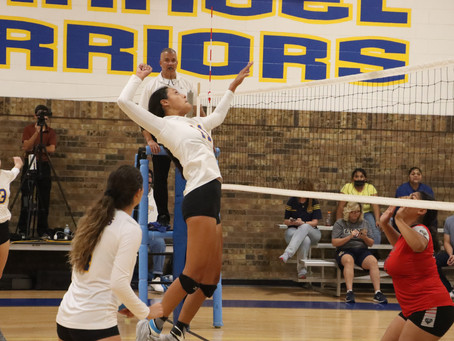 Varsity Volleyball Redeems Themselves Against Tornillo