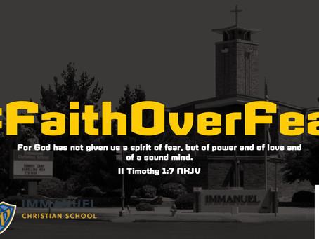 #FaithOverFear