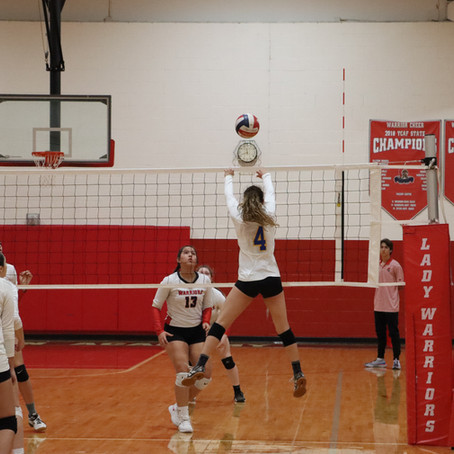 Varsity Volleyball Leaves Arlington, TX, with 2 Wins