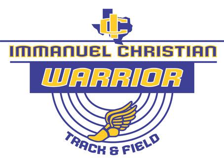 New Track & Field Logo